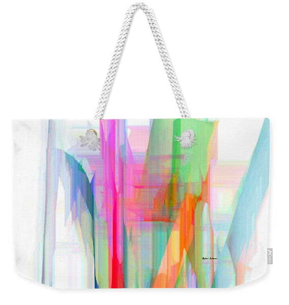 Weekender Tote Bag - Abstract 9501-001