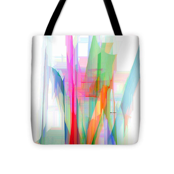 Tote Bag - Abstract 9501-001