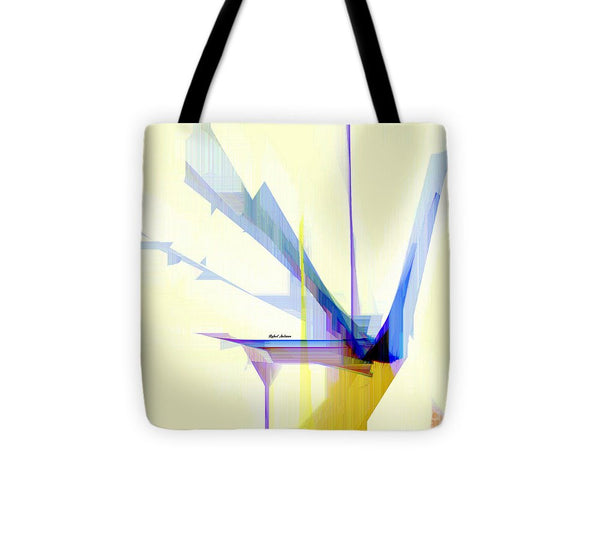 Tote Bag - Abstract 9503-001