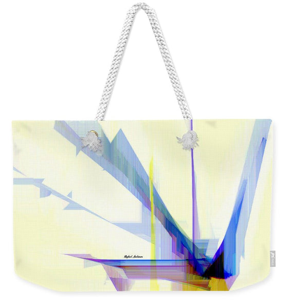 Weekender Tote Bag - Abstract 9503-001
