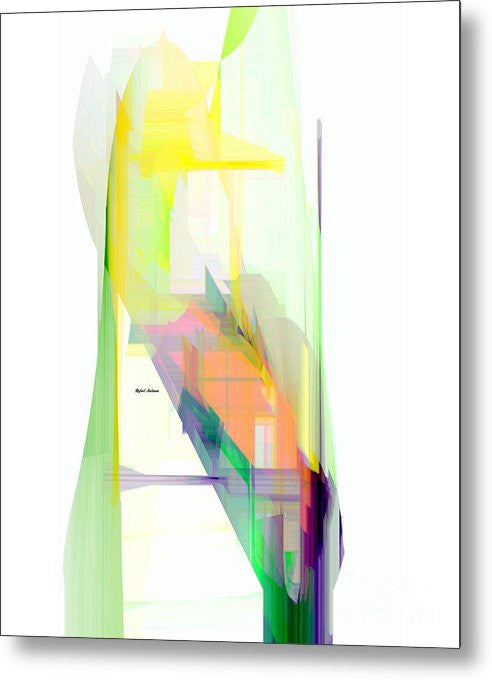 Metal Print - Abstract 9505-001