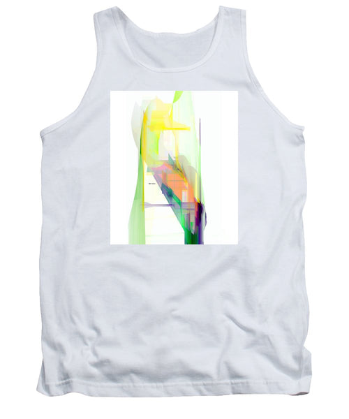 Tank Top - Abstract 9505-001
