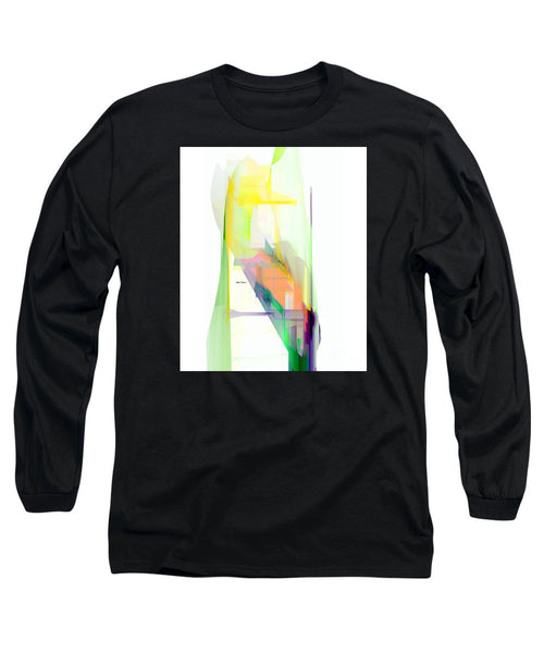 Long Sleeve T-Shirt - Abstract 9505-001