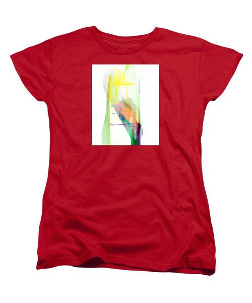 Women's T-Shirt (Standard Cut) - Abstract 9505-001