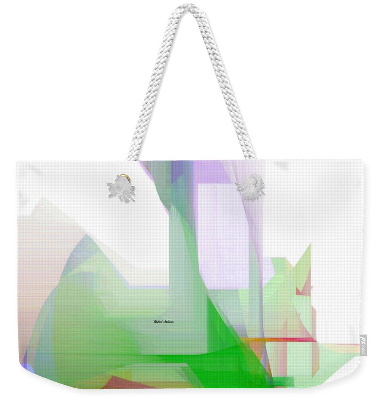 Weekender Tote Bag - Abstract 9506-001