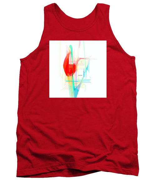 Tank Top - Abstract 9507