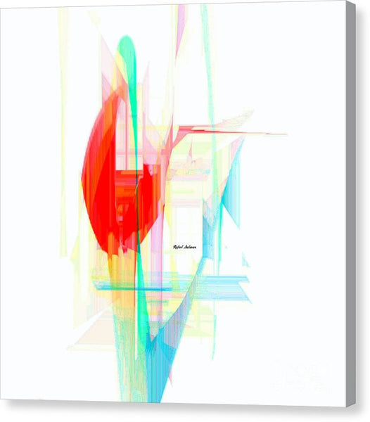 Canvas Print - Abstract 9507