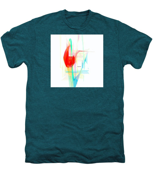Men's Premium T-Shirt - Abstract 9507