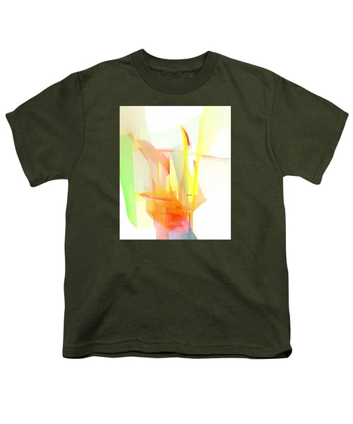 Youth T-Shirt - Abstract 9508
