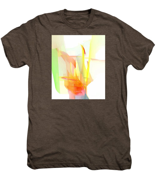 Men's Premium T-Shirt - Abstract 9508