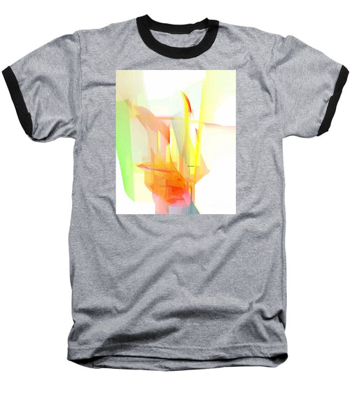Baseball T-Shirt - Abstract 9508