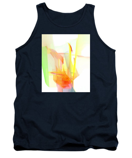 Tank Top - Abstract 9508