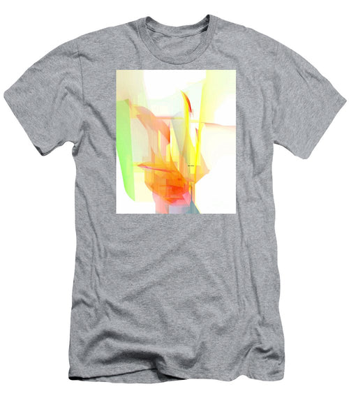 Men's T-Shirt (Slim Fit) - Abstract 9508
