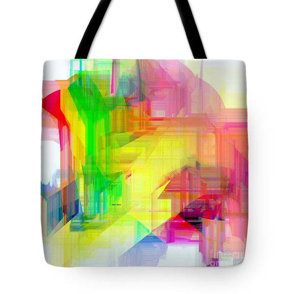 Tote Bag - Abstract 9509