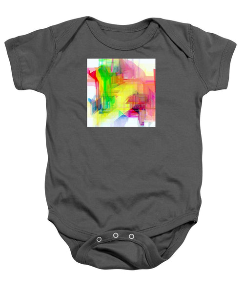 Baby Onesie - Abstract 9509