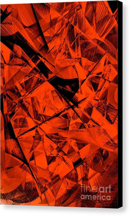 Canvas Print - Abstract 9535
