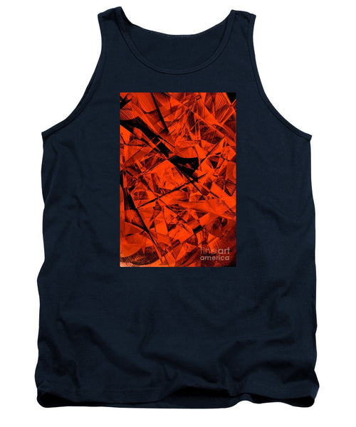 Tank Top - Abstract 9535