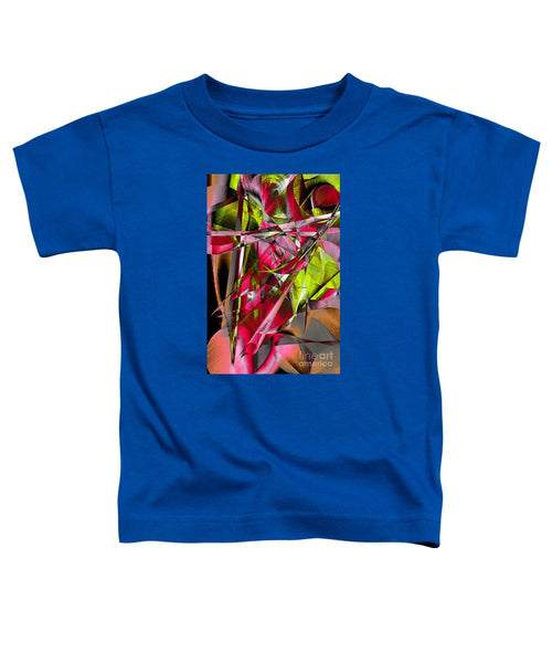 Toddler T-Shirt - Abstract 9537