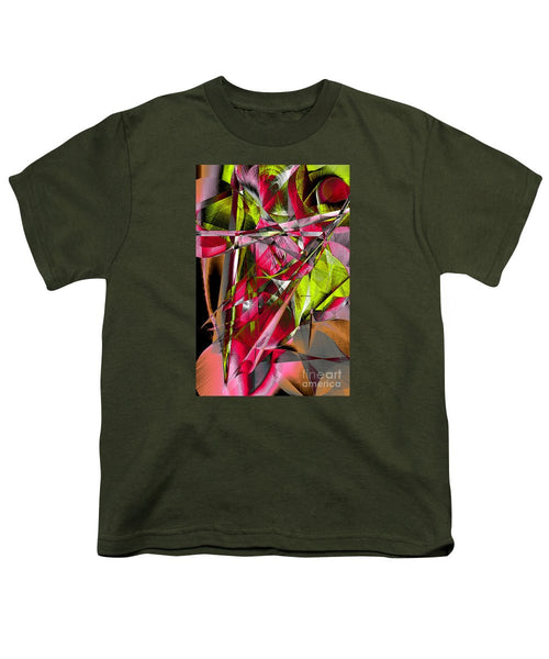 Youth T-Shirt - Abstract 9537
