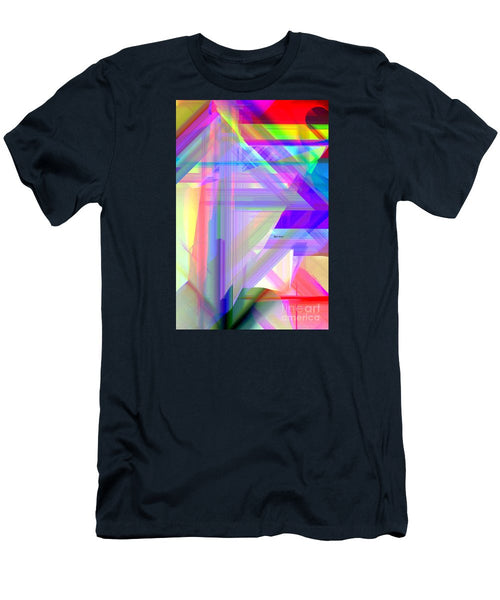 Men's T-Shirt (Slim Fit) - Abstract 9585