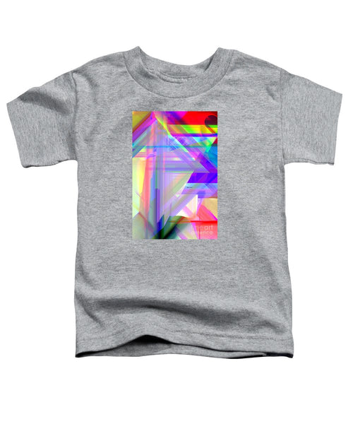 Toddler T-Shirt - Abstract 9585