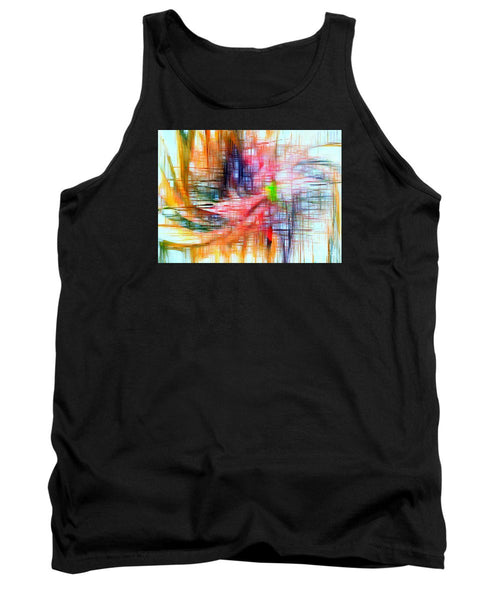 Tank Top - Abstract 9586