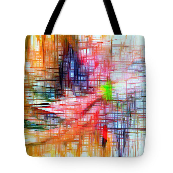 Tote Bag - Abstract 9586