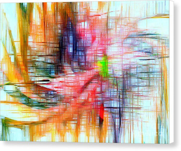 Canvas Print - Abstract 9586
