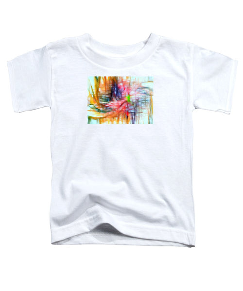 Toddler T-Shirt - Abstract 9586