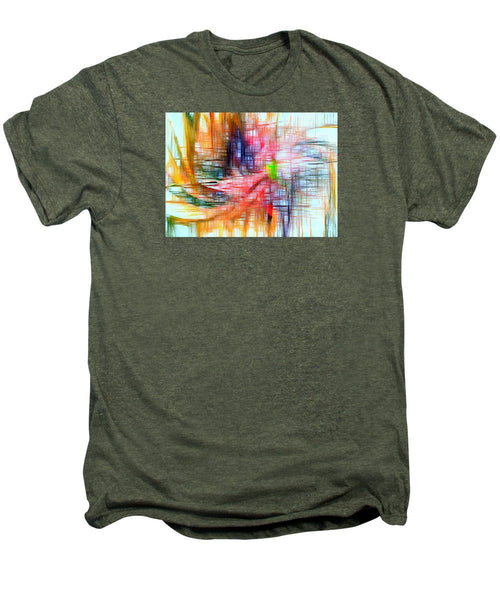 Men's Premium T-Shirt - Abstract 9586