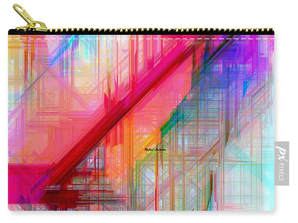 Carry-All Pouch - Abstract 9589