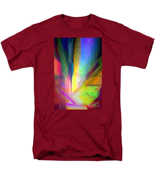 Men's T-Shirt  (Regular Fit) - Abstract 9590