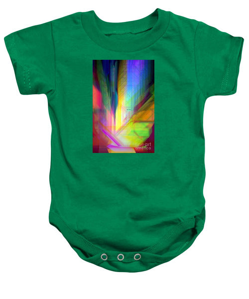 Baby Onesie - Abstract 9590