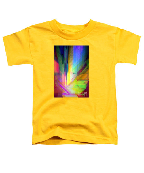 Toddler T-Shirt - Abstract 9590