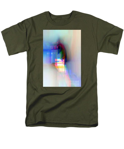 Men's T-Shirt  (Regular Fit) - Abstract 9592
