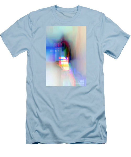 Men's T-Shirt (Slim Fit) - Abstract 9592