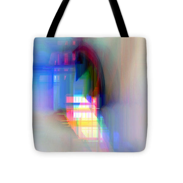 Tote Bag - Abstract 9592