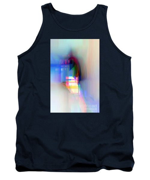 Tank Top - Abstract 9592
