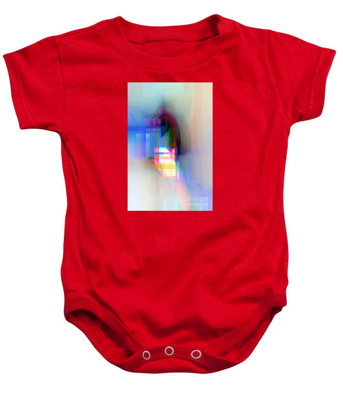 Baby Onesie - Abstract 9592