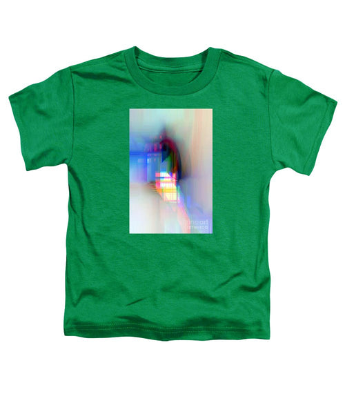 Toddler T-Shirt - Abstract 9592