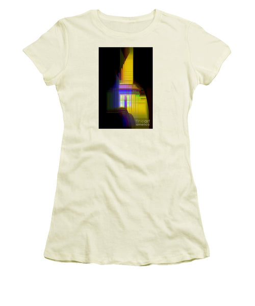 Women's T-Shirt (Junior Cut) - Abstract 9593