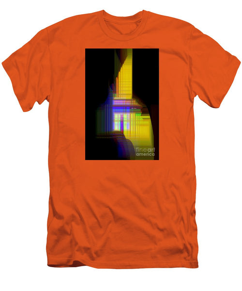 Men's T-Shirt (Slim Fit) - Abstract 9593