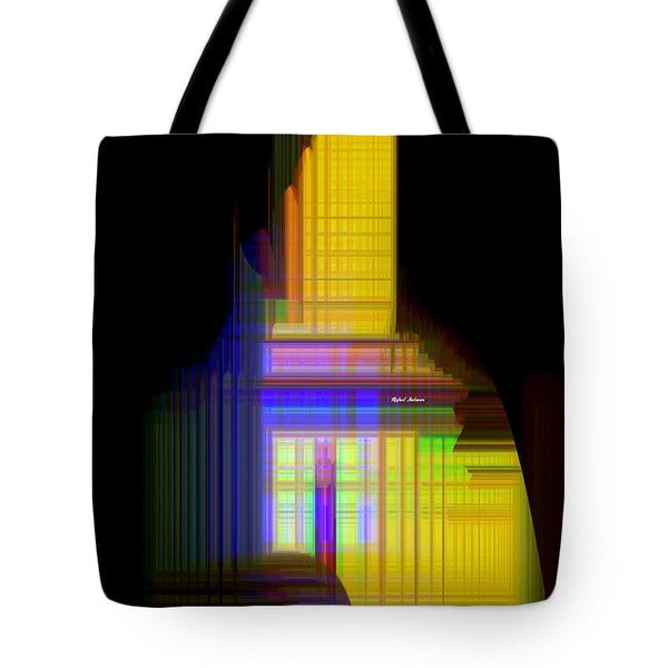 Tote Bag - Abstract 9593