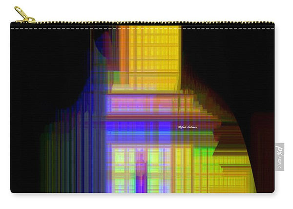 Carry-All Pouch - Abstract 9593