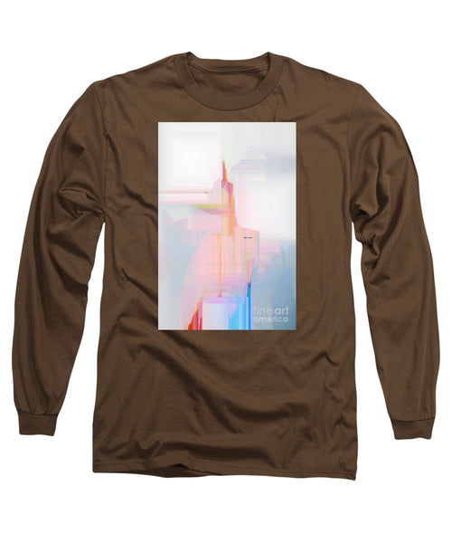 Long Sleeve T-Shirt - Abstract 9594