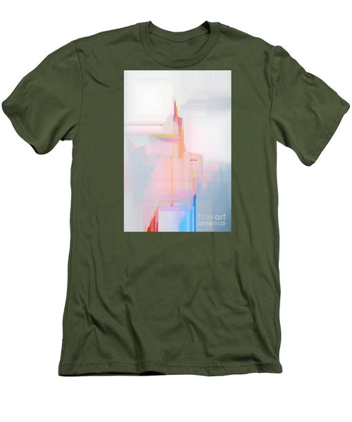 Men's T-Shirt (Slim Fit) - Abstract 9594