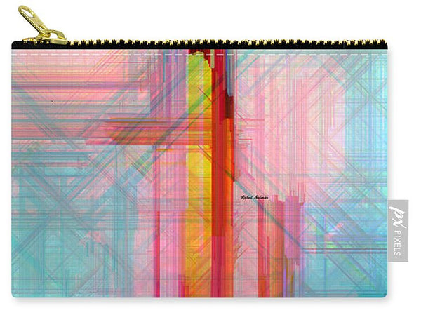 Carry-All Pouch - Abstract 9595