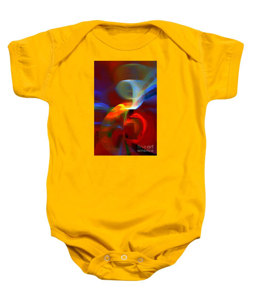 Baby Onesie - Abstract 9597