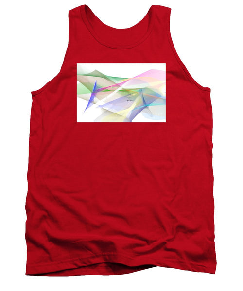 Tank Top - Abstract 9598