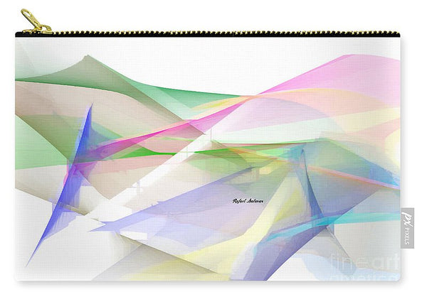 Carry-All Pouch - Abstract 9598